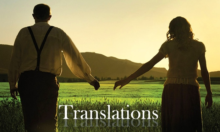Villanova Theatre - Villanova: Translations at Villanova Theatre