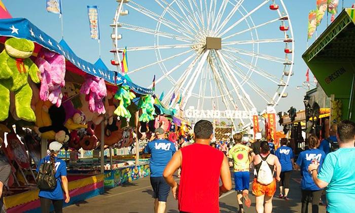 San Diego County Fair, Del Mar, 2009