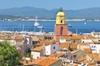 Visite privée d'une journée de Saint-Tropez et Sainte-Maxime au dép...