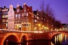 Amsterdam and Bruges Weekend Tour from London