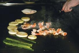 KATANA SUSHI, HIBACHI & CHINESE: $10 For $20 Worth Of Hibachi Cooking Table-Side