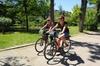 Recorrido privado en bicicleta por la ciudad de Madrid