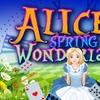 """Alice's Spring Wonderland"" - Saturday, Mar. 31, 2018 / 2:00pm"