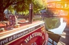Regents Canal Waterbus boat tour Camden Town to Little Venice
