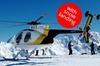 Fox Glacier helicopter tour