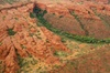 Scenic Flight from Ayers Rock: Uluru, Kata Tjuta, Lake Amadeus and ...