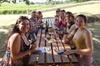Excursion gastronomique et œnologique à Saint-Émilion en petit grou...
