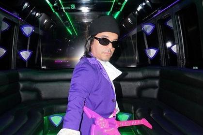 Las Vegas Photo Tour with Celebrity Impersonator