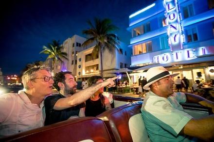 Private Exclusive Classic Car Tour of Miami Beach - 1 hour