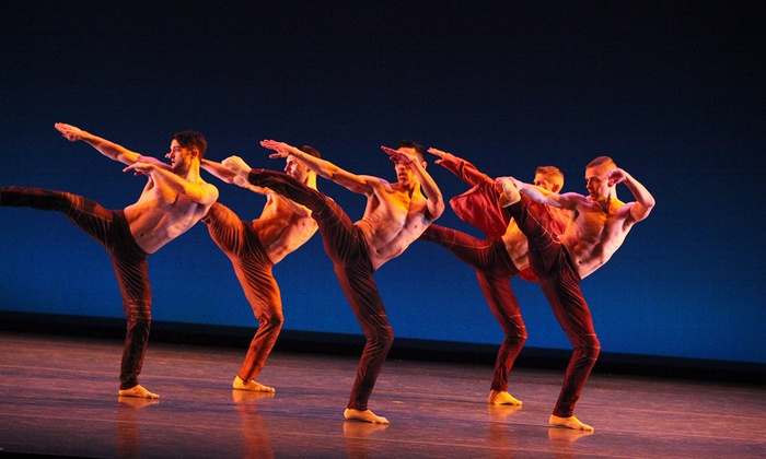 Harris Theater for Music and Dance in Millennium Park - Harris Theater for Music and Dance: Giordano Dance Chicago Fall Engagement at Harris Theater for Music and Dance in Millennium Park