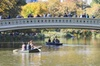 Central Park Date: Rowboating in Central Park with Full Day Bike Re...