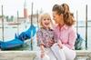Tour privato di Venezia per famiglie con giro in gondola