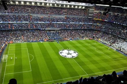 Recorrido privado por el Santiago Bernabéu con un amante del fútbol