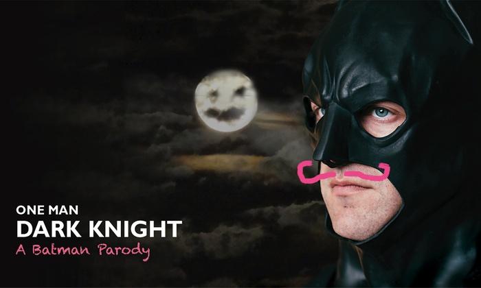 Regent Theatre - Arlington Center: One-Man Dark Knight: A Batman Parody at Regent Theatre