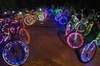 Light Up Bike - Party Music Ride