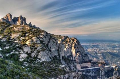 Montserrat por su cuenta desde Barcelona