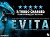 Tickets to see Evita