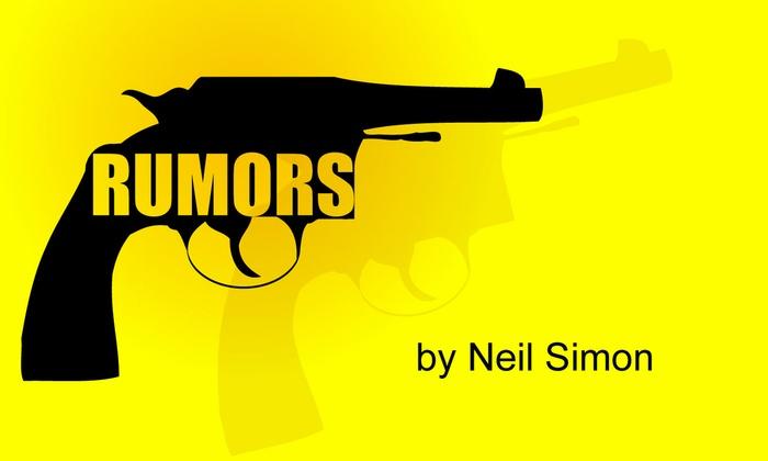 Costa Mesa Playhouse - Westside Costa Mesa: Neil Simon's Rumors at Costa Mesa Playhouse