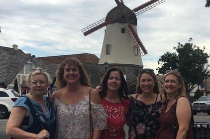 Santa Barbara, Solvang & Los Olivos Tour- History, Quaint Villages and Wine