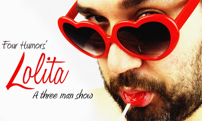 The Southern Theater - Cedar-Riverside: Four Humors' Lolita: A Three Man Show at The Southern Theater
