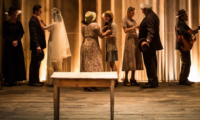 Lookingglass Theatre - Downtown: Blood Wedding at Lookingglass Theatre