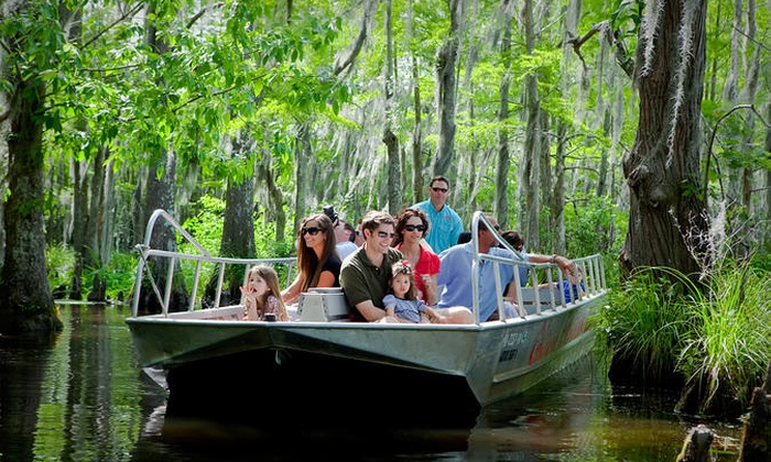 New Orleans Groupon Tours