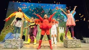 Fox Theatre in Redwood City: Ladybug Girl and The Bumblebee Boy at Fox Theatre in Redwood City