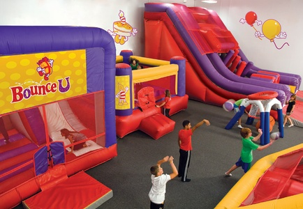 Bounce Session For 2 (50% Off)