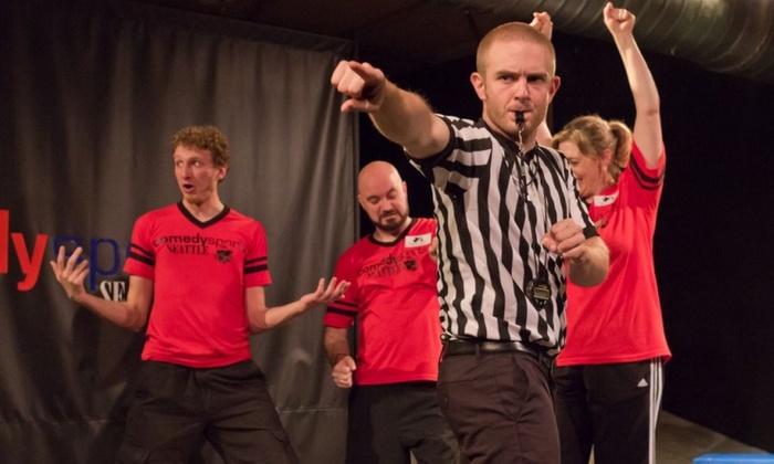Atlas Theatre  - Fremont: ComedySportz