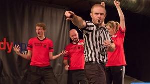 Atlas Theatre : ComedySportz at Atlas Theatre
