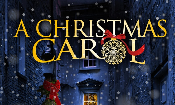 Live Oak Theater - Morgan Hill: A Christmas Carol at Live Oak Theater
