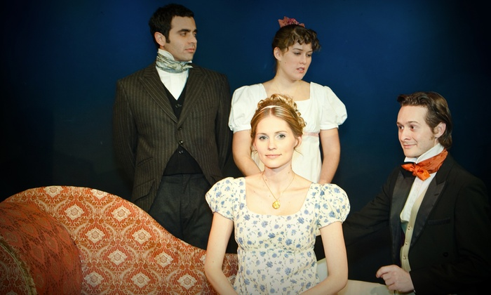 The Edye at The Broad Stage - Mid-City: Jane Austen Unscripted at The Edye at The Broad Stage