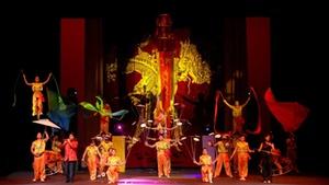Carpenter Performing Arts Center, CSULB: The Peking Acrobats