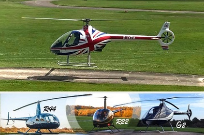 Experience: Helicopter Discovery Trial Lesson For just: £220.0