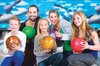 $30 For A 1-Hour Bowling Package Including Shoe Rentals For 6 Peopl...