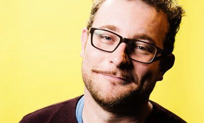 Comedian James Adomian