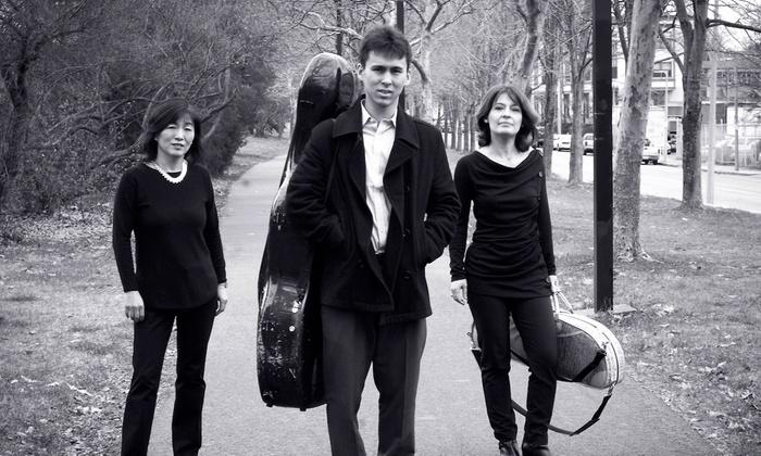 Sanders Theatre at Harvard University - Mid-Cambridge: Boston Trio & The Boston Philharmonic - Sunday February 26, 2017 / 3:00pm
