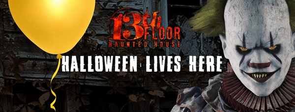 13th Floor Haunted House Chicago - Any