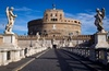 Castel Sant'Angelo e Piazza San Pietro