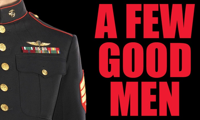 Westminster Community Playhouse - Westminster: A Few Good Men at Westminster Community Playhouse