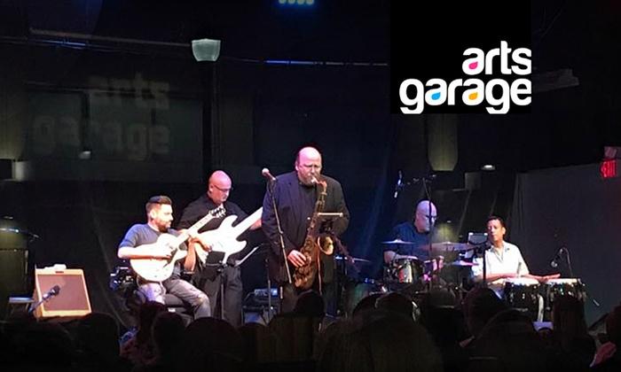 Arts Garage: Jazz, Pop, Blues and More