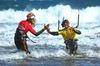 Curso privado de introducción al kitesurf de 3 días en El Médano en...