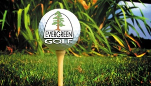 $50 For A Round Of Golf For 4 With 2 Carts (Reg. $101) at Evergreen Golf Course, plus 9.0% Cash Back from Ebates.