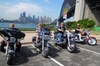 The 3 Bridges Harley Tour - see the main iconic bridges of Sydney o...