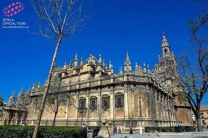 Recorrido guiado de una hora por la catedral de Sevilla y ascenso a la torre de la Giralda
