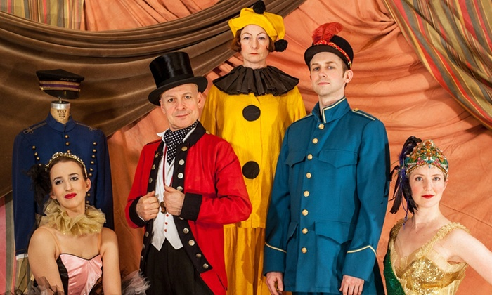 Round House Theatre - Bethesda - Bethesda: Impossible! A Happenstance Circus at Round House Theatre - Bethesda