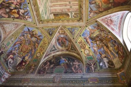 Tour a piedi della Città del Vaticano a Roma