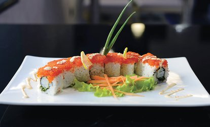 image for $15 For $30 Worth Of Sushi, Hibachi & More