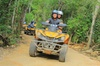 ATV Xtreme (double rider) & Tulum from Riviera Maya