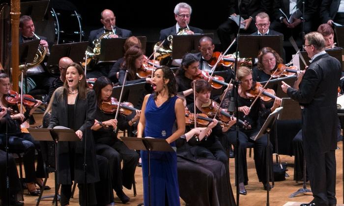 Lisner Auditorium - Washington: La Favorite at Lisner Auditorium